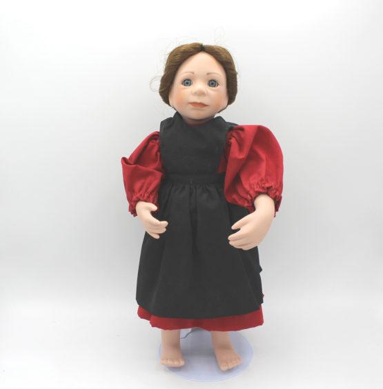 Vintage Ashton-Drake Galleries Sarah Amish Blessings Doll | Whispering City RVA