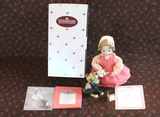 Vintage Ashton-Drake Galleries Anna Amish Inspirations Doll | Whispering City RVA