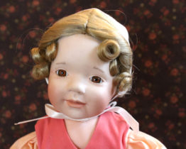 Vintage Ashton-Drake Galleries Anna Amish Inspirations Doll | Whispering City RVA