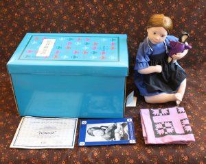Vintage Ashton-Drake Galleries Rebeccah Amish Blessings Doll | Whispering City RVA