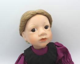 Vintage Ashton-Drake Amish Blessings porcelain soft body doll at Whispering City RVA