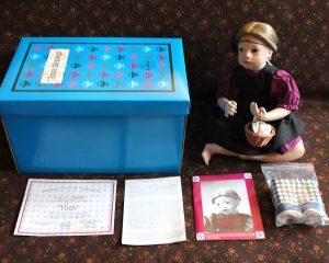 Vintage Ashton-Drake Galleries Ruth Amish Blessings Doll w/ COA | Whispering City RVA