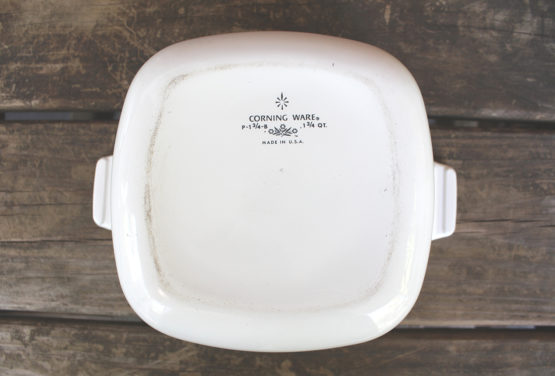 Vintage Corningware at Whispering City RVA