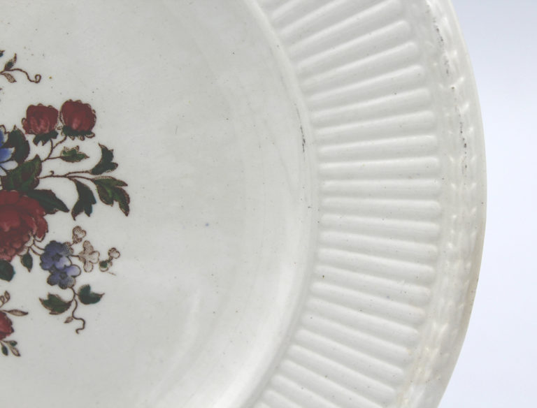Vintage Wedgwood Conway Edme Bread & Butter Plates Set   Whispering City RVA