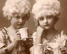 Child & Mini Tea Sets