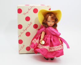 Vintage Nancy Ann Storybook Doll (NASB) To Market #120 | Whispering City RVA