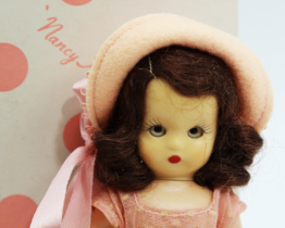 Vintage Nancy Ann Storybook Doll (NASB) Little Miss, Sweet Miss #110 | Whispering City RVA
