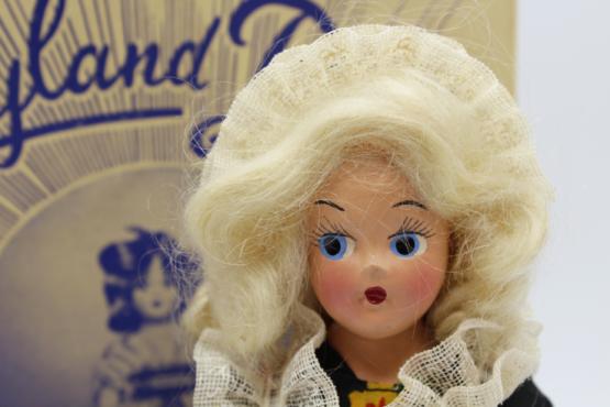 Vintage Fairyland Dolls Martha Washington Doll | Whispering City RVA