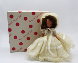Vintage Nancy Ann Storybook Doll (NASB) Winter #93 | Whispering City RVA