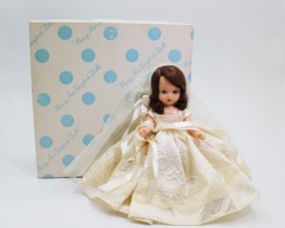Vintage Nancy Ann Storybook Doll (NASB) Bride #86 | Whispering City RVA