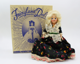 Vintage Fairyland Dolls Martha Washington Doll | Whispering City RVA