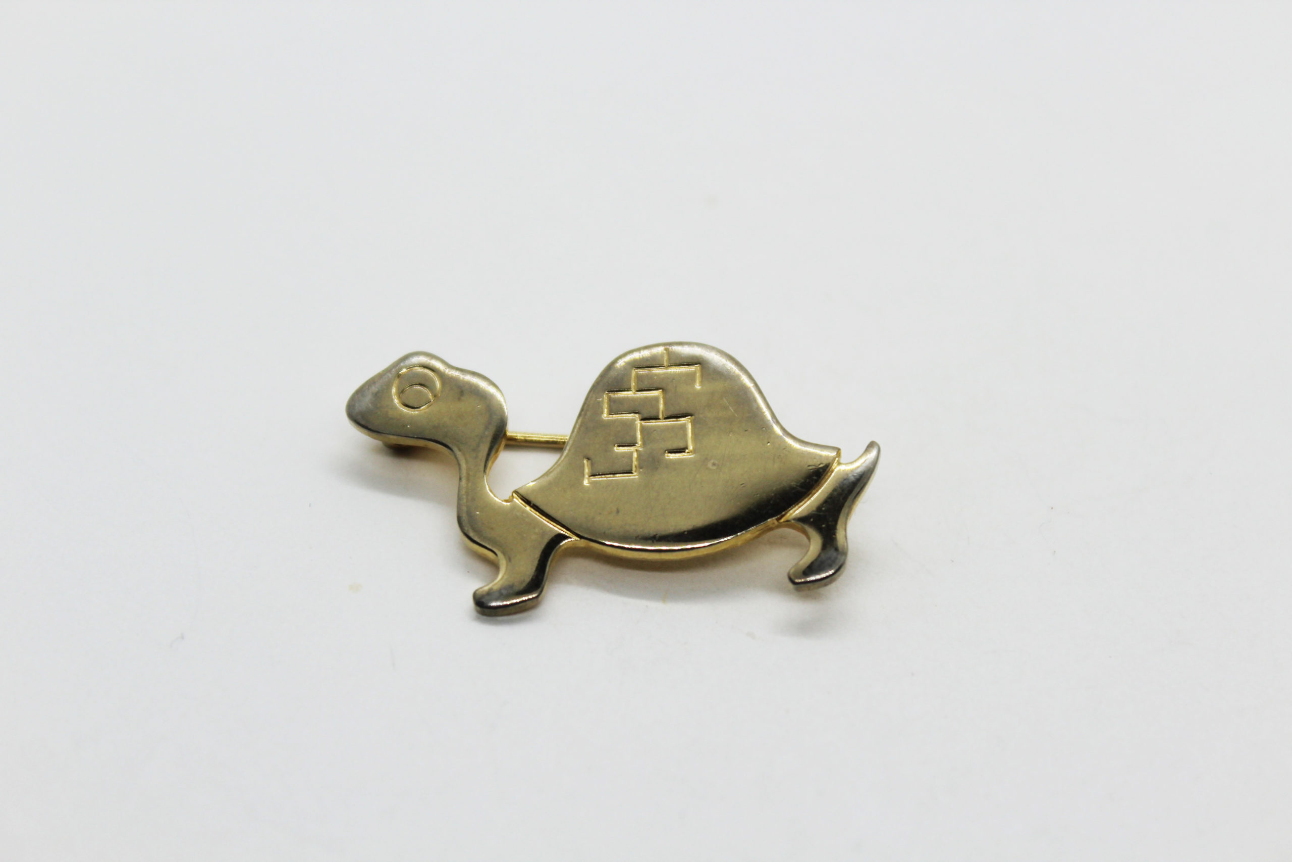 Vintage Sarah Coventry Turtle Brooch at Whispering City RVA