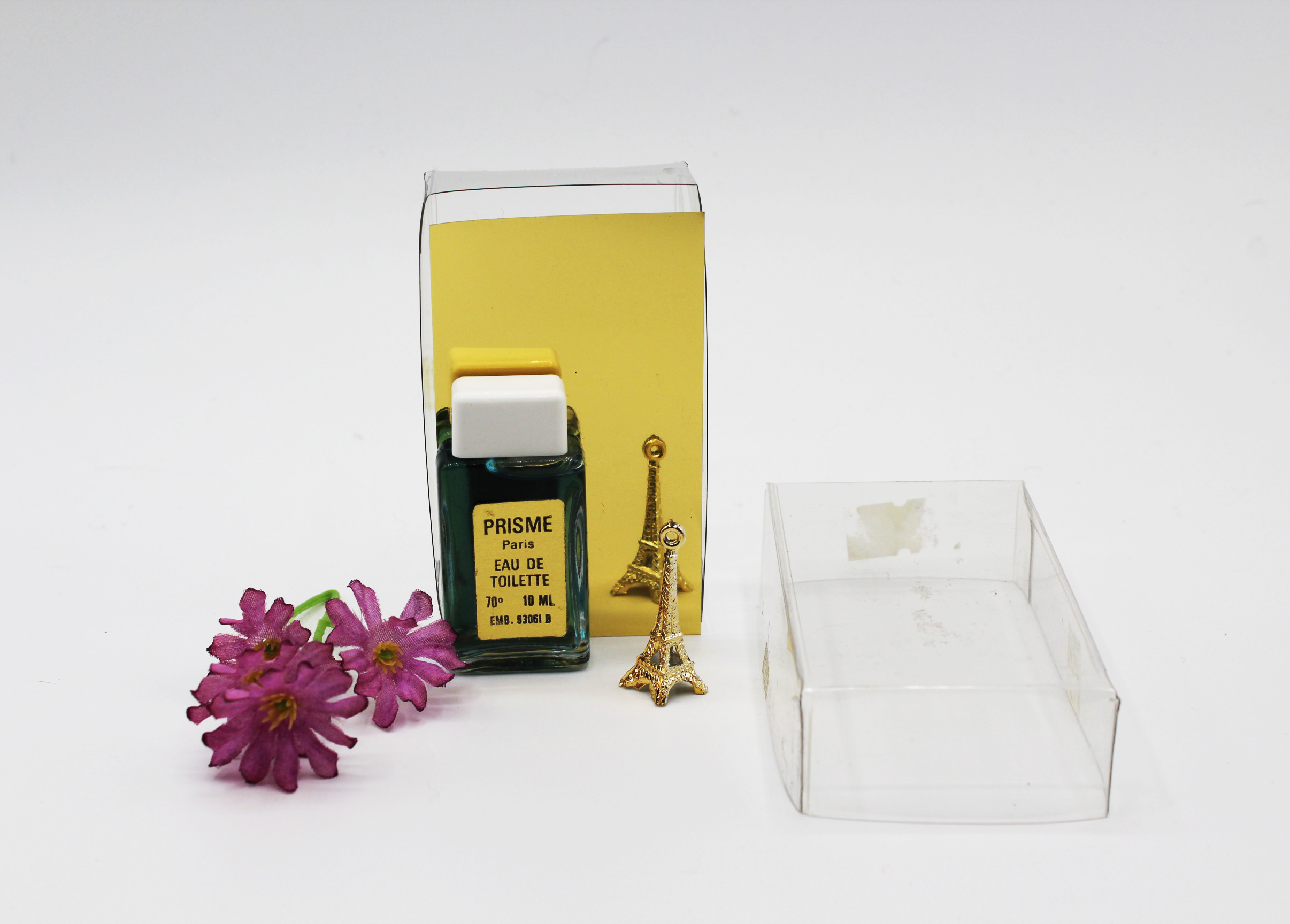 Vintage Prisme Paris French Perfume Mini Gift Set | Whispering City RVA