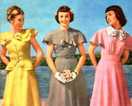 Clothing & Accessories - Ladies Dept.
