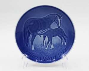 1972 B&G Mors Dag Collectors Plate | Whispering City RVA