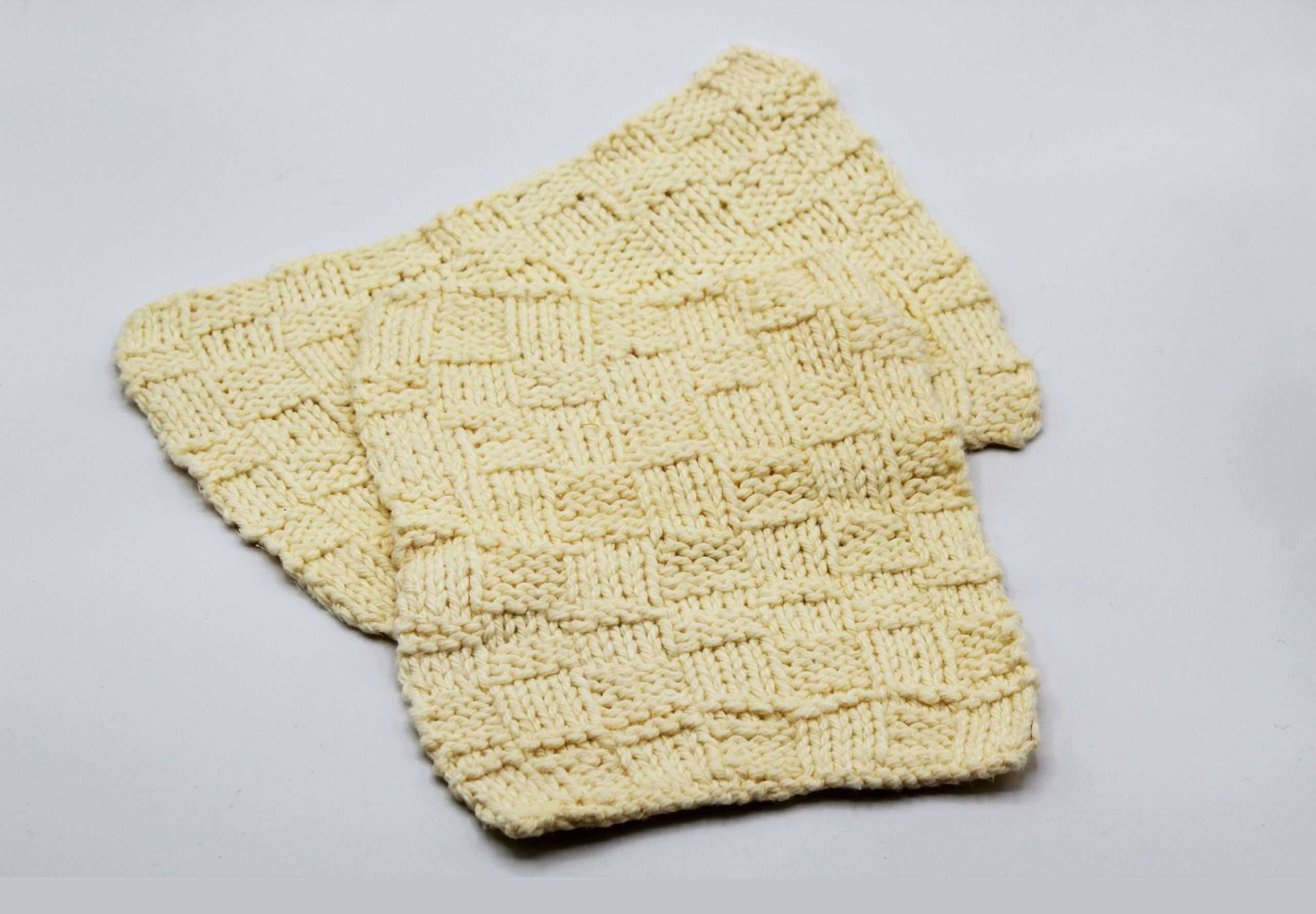 1940s Vintage Handmade Crochet Pot Holder Set of 2   Whispering City RVA