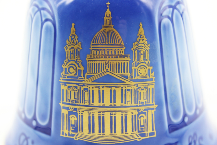 1977 B&G St. Paul's Cathedral Bell | Whispering City RVA