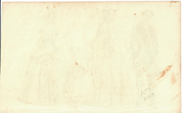 Antique Colored Engraving – Latest Style c. 1842 | Whispering City RVA
