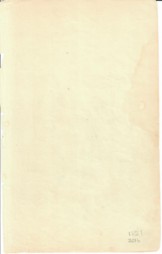 Antique Colored Engraving – Les Modes Parisiennes c. 1851   Whispering City RVA