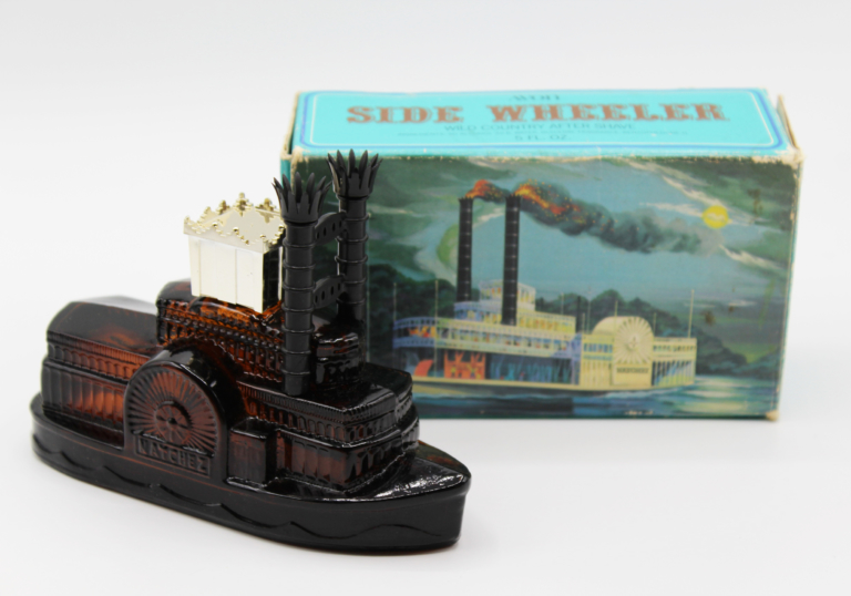 Vintage Avon Wild Country Side Wheeler After Shave 5 oz | Whispering City RVA