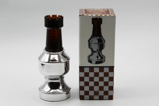 Vintage Avon The Rook II Chess Piece After Shave Decanter Bottle | Whispering City RVA